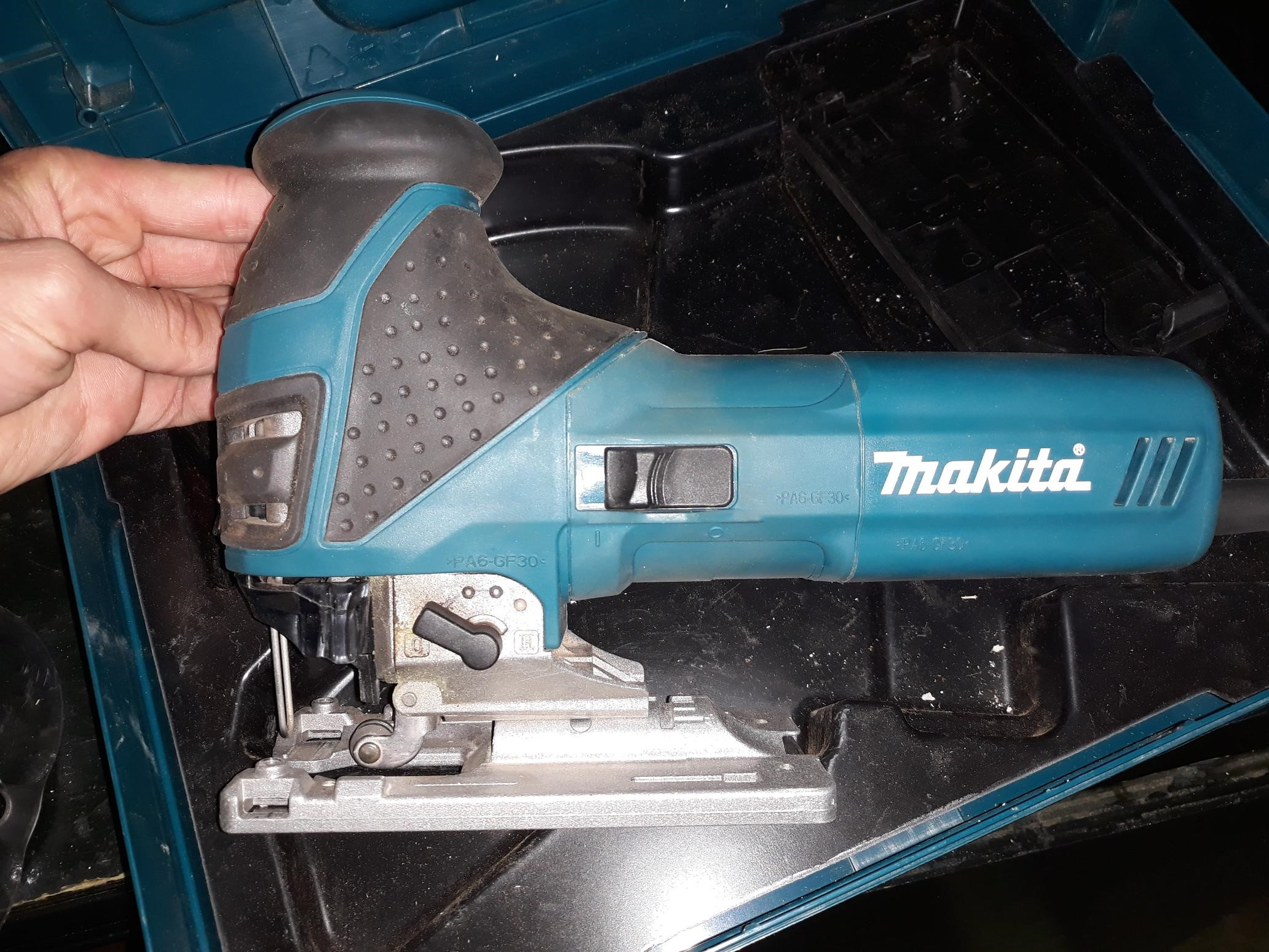 4351 FCTJ Makita T-handgreep decoupeerzaag